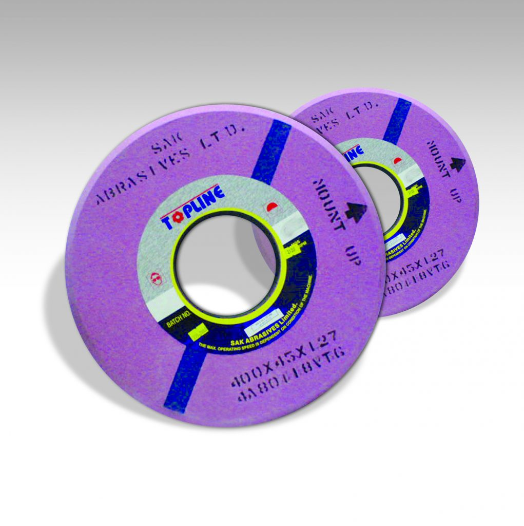 Thread and Gear grinding wheel