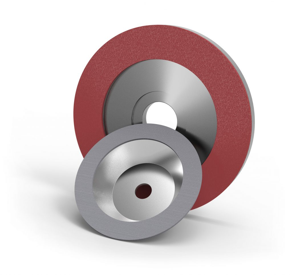 Diamond super abrasive wheels